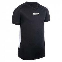 ALLSIX Chlapčenský Dres Vts100 čierny