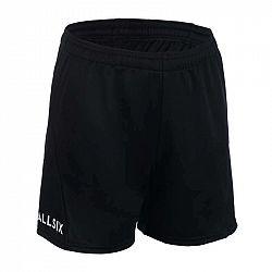 ALLSIX Pánske šortky Vsh100 čierne
