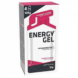 APTONIA Energy Gel Malinový 4 × 32 G