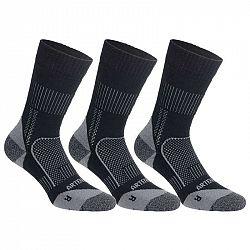 ARTENGO Ponožky Rs 900 Vysoké 3 Páry