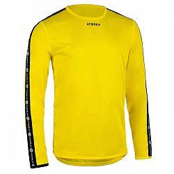 ATORKA Detské Tričko H100c žlté