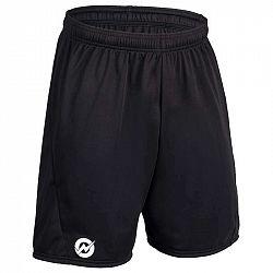 ATORKA Pánske šortky H100 čierne
