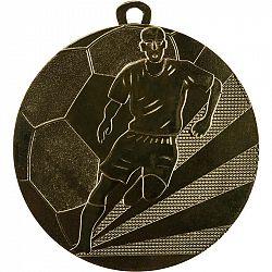 BIEMANS TROPHY PRODU Futbalová Medaila 50 mm Zlatá