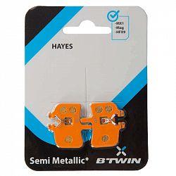 BTWIN Brzdové Doštičky Hayes Mx1