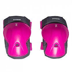 BTWIN Detské Chrániče Xs Ružové