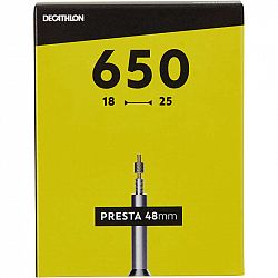 BTWIN Duša 650 × 18/25 Presta