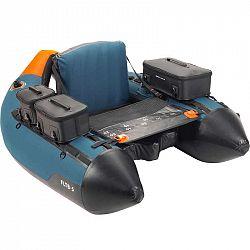 CAPERLAN Belly Boat Fltb -5 Modro/oranž