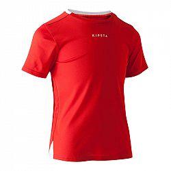 KIPSTA Dres F100 červený