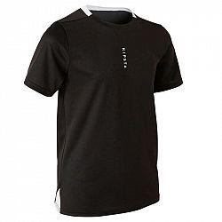 KIPSTA Dres F100 čierny