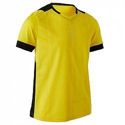 KIPSTA Dres F500 žltý
