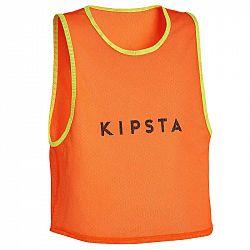 KIPSTA Dres Fbibjr Oranžový