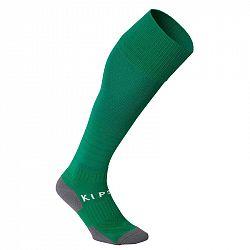 KIPSTA Futbalové Ponožky F500 Zelené