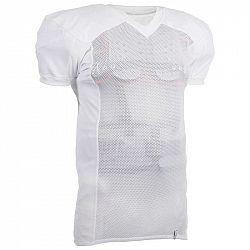 KIPSTA Futbalový Dres Af 550 Biely