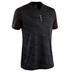 KIPSTA Futbalový Dres F500 čierny