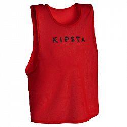 KIPSTA Rozlišovací Dres červený