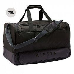 KIPSTA Taška Hardcase 75 L čierna