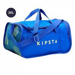 KIPSTA Taška Kipocket 20 L Modro-žltá