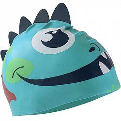 NABAIJI Silikónová čiapka Dragon Modrá