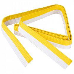 OUTSHOCK Opasok 2,5 M Bielo-žltý