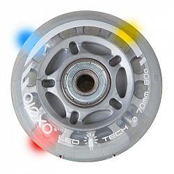 OXELO 2 Kolieska Flash 70 mm 80a