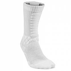 OXELO Skate Socks 500 Biele