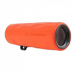 QUECHUA ďalekohľad Mh M100 X6 Oranžový