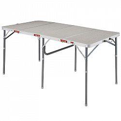 QUECHUA Kempingový Stôl Pre 6-8 Osôb