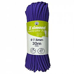 SIMOND Lano Rando Dry 7,5 mm 30 M