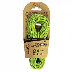 SIMOND šnúra 4 mm × 7 M Zelená