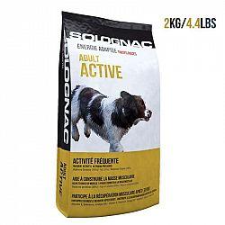 SOLOGNAC Psie Krmivo Adult Active 2 Kg