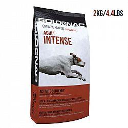 SOLOGNAC Psie Krmivo Adult Intense 2 Kg