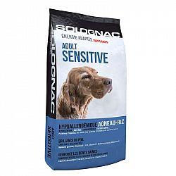SOLOGNAC Psie Krmivo Adult Sensitive