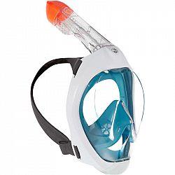 SUBEA Maska Easybreath 500 Tyrkysová