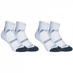 TARMAK Ponožky Low So500 Biele