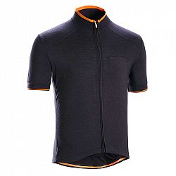 TRIBAN Dres Merino Rc900 čierny