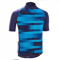 TRIBAN Pánsky Cyklodres Rc100 Modrý