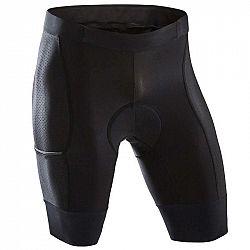 TRIBAN šortky Bez Trakov Rc500 čierne