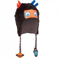 WEDZE Peruánska čiapka Robot Sivá
